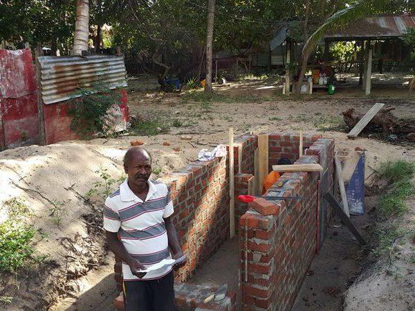 Biogas plant   Riviera Resort, Batticaloa